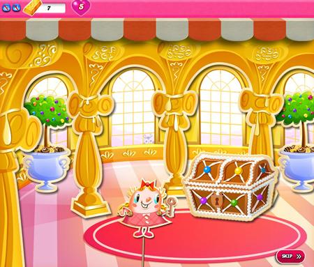 Candy Crush Saga 1011-1025