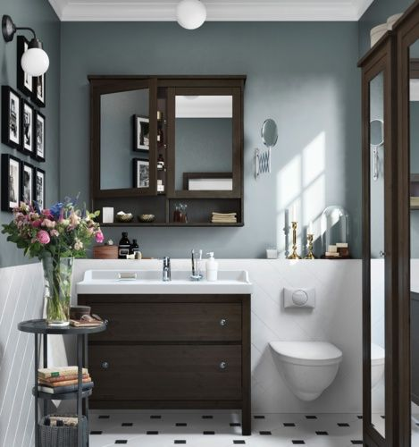 Bathroom Color Inspiration Gallery: {style Inspiration} Interior Design Inspiration From The 2016 IKEA Catalog