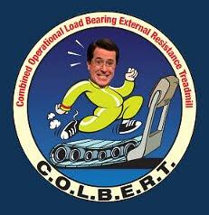 Colbert Treadmill