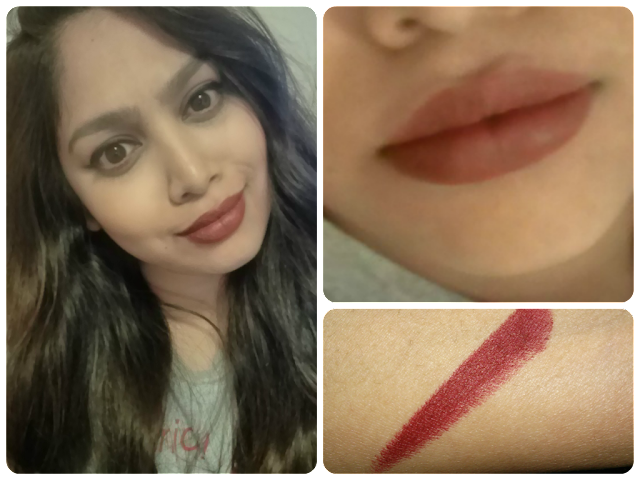 Sleek Matte True Colour Lipsticks in Vamp