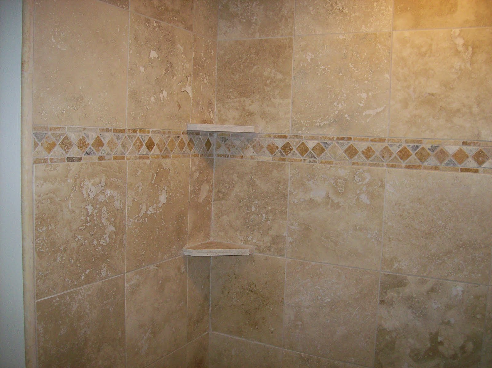 How to tile a bathtub area home improvement - Tile shower surround ideas ...