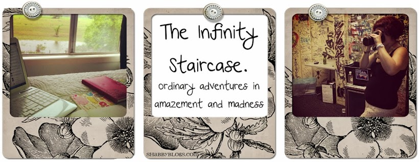 the infinity staircase