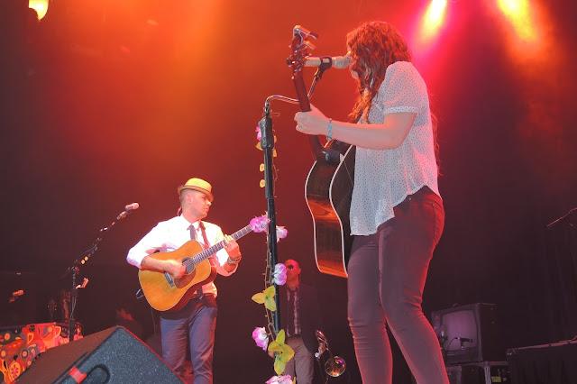 Jesse Y Joy concert (Houston)