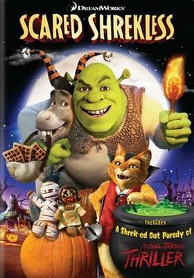 O Susto de Shrek