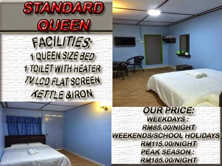 ACCOMMODATION AT STRAWBERRY FARM