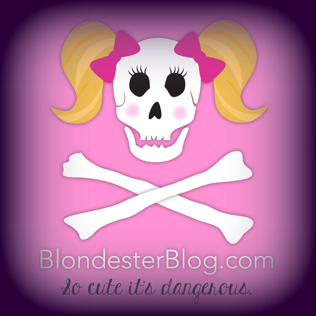 Check out The Blondester Blog!