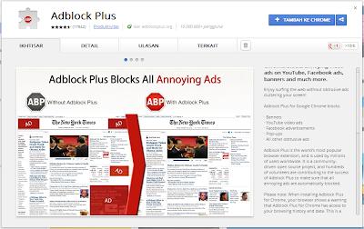 Ekstensi atau Add-Ons yang Perlu Anda Install di Google Chrome