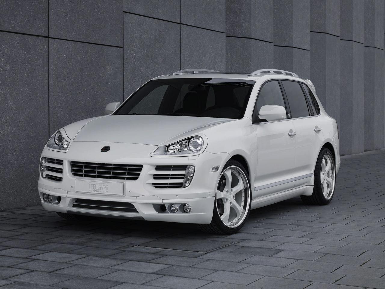 Watchcaronline Porsche Cayenne