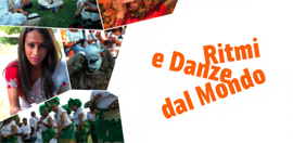 Ritmi e Danze dal Mondo