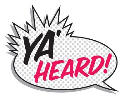 YA' HEARD! Podcast Logo