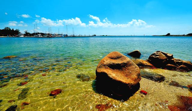 Pantai Nongsa, Tempat Wisata di Pulau Batam