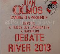 Debate en River 2013