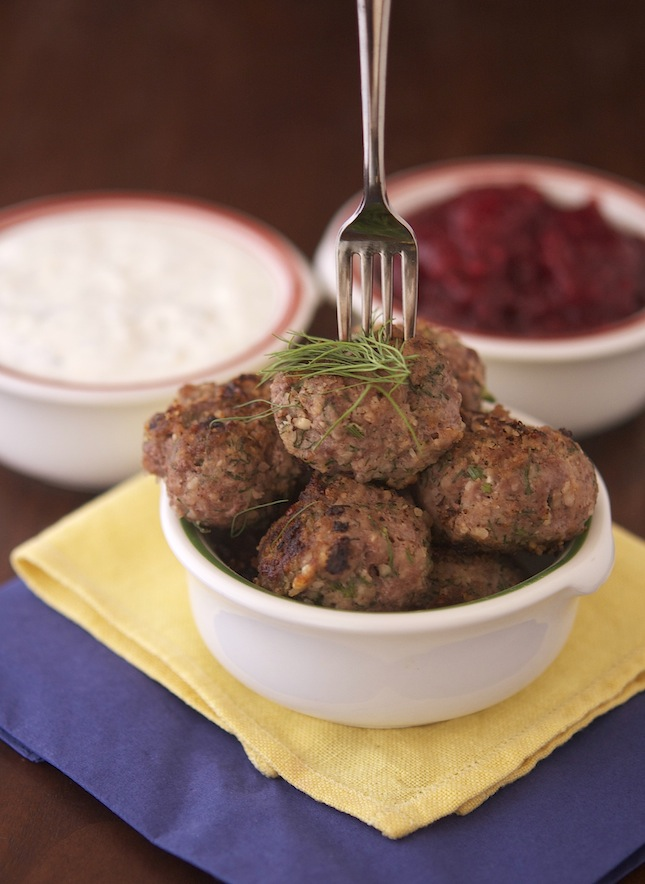 """IKEA"" Swedish Meatballs"