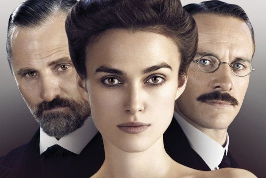 dangerous method movie trailer