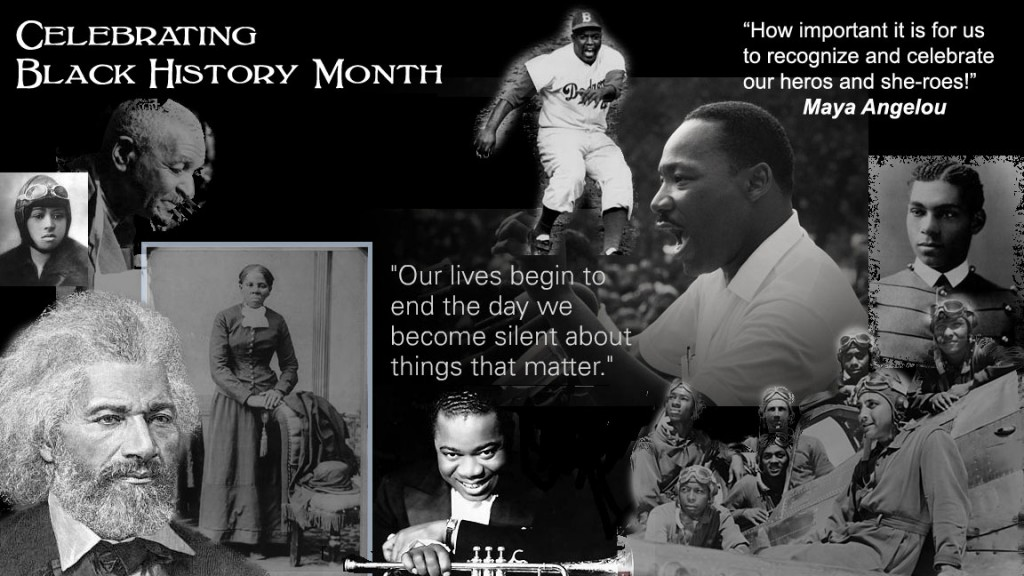 importance of black history month In 1976, the us government officially recognized the entire month of february as black history month we're honored to join in the celebration by providing black history products and one-of-a-kind gifts that help educate and encourage people of all ages and backgrounds.
