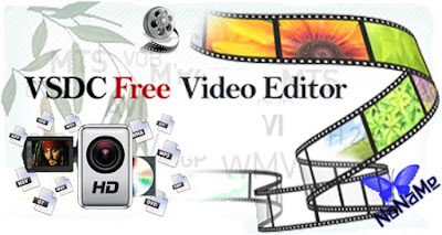 Aplikasi Edit Video Gratis : VSDC Free Video Editor