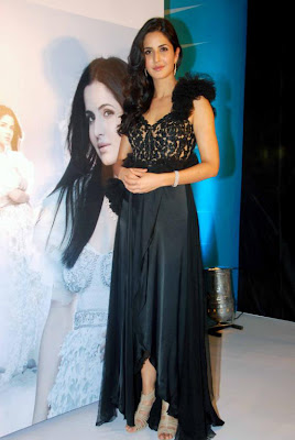 katrina kaif at nakshatra logo launch unseen pics