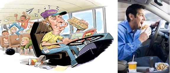 Fast Food Choking