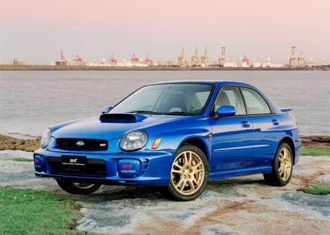 Lfs Limando Carter Subaru Impreza 2002