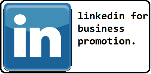 How to use linkedin for business promotion.