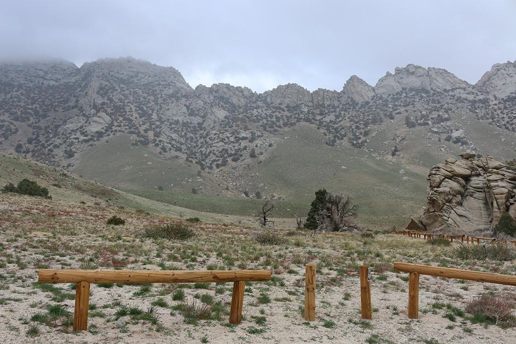 Owens Peak Trailhead
