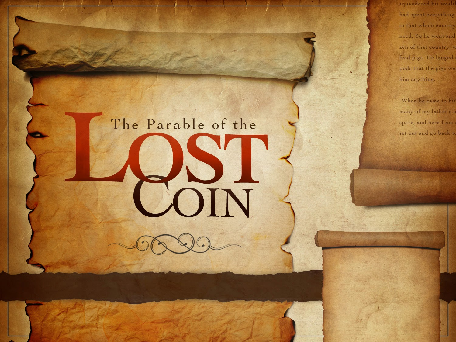 word of god parables of jesus parable of the lost coin