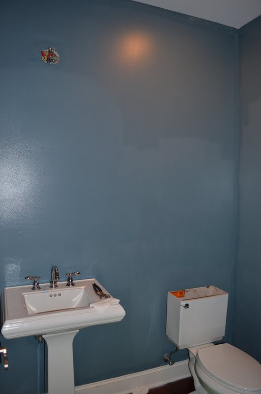 Shelves bathroom