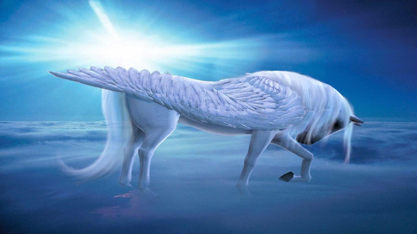 Legenda Pegasus (Yunani)