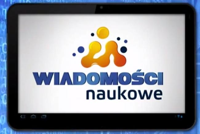 Logo programu Wiadomości Naukowe