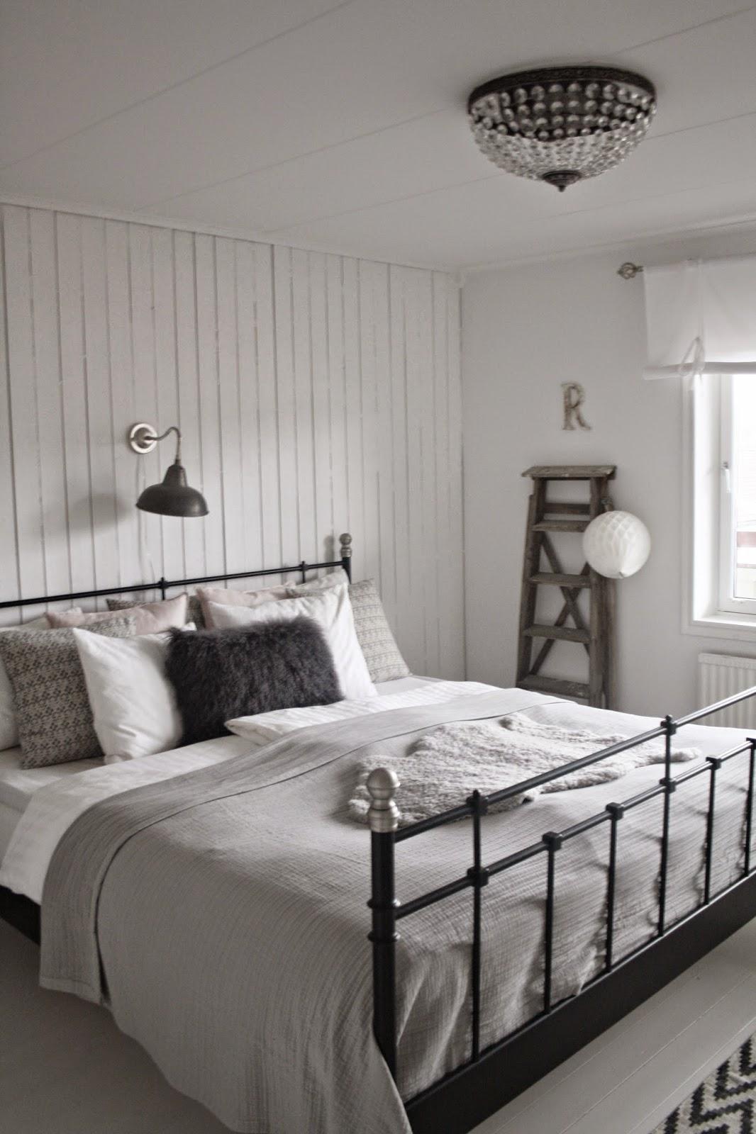 Vardagskärlek en blogg om inredning, lite lyx och mycket vardag Höststädat sovrum
