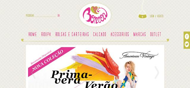 Boneca Boutique - Loja Online