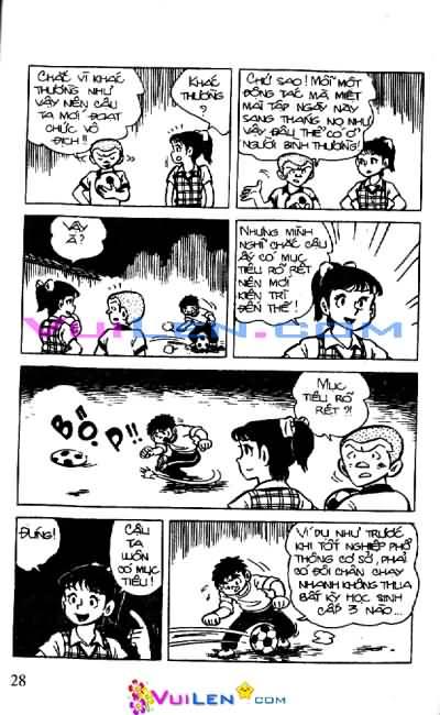 Jindodinho - Đường Dẫn Đến Khung Thành III  Tập 2 page 28 Congtruyen24h