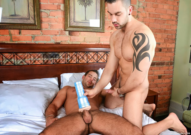 Felix Brazeau and Joey Bergeron