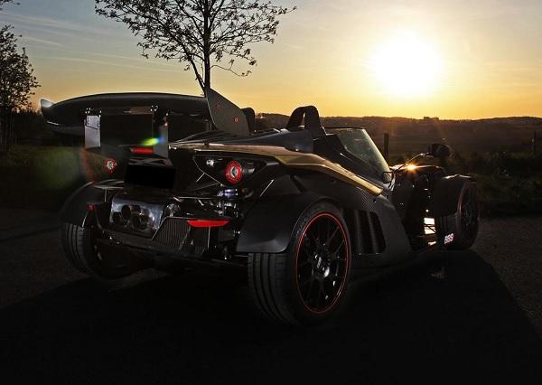X-Bow GT Dubai Gold Edition