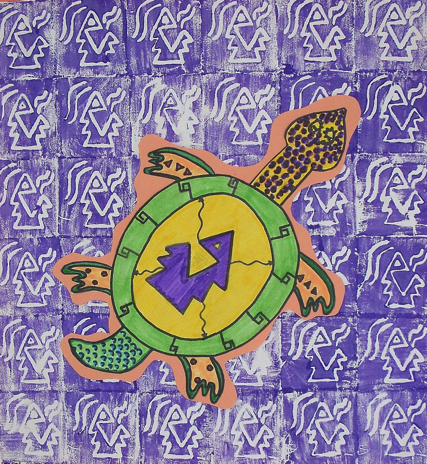 the art factory native american animal symbols