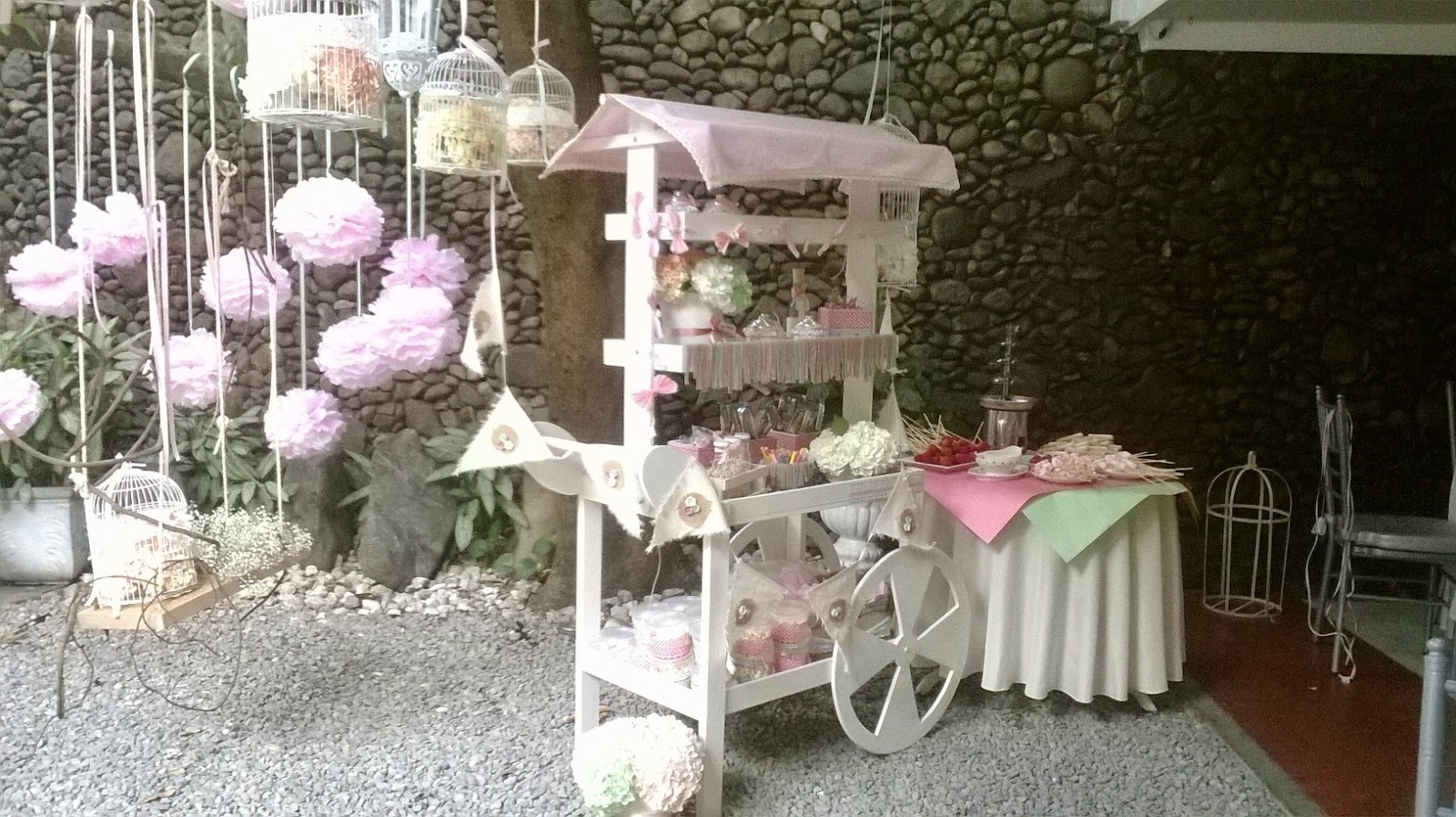 Dise os marta correa decoraci n de fiestas de primera for Fiestas comunion decoracion