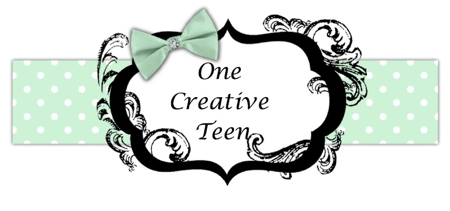 One Creative Teen