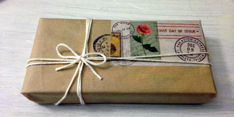 Little hannah convierte tus regalos en un paquete de - Paquetes originales para regalos ...