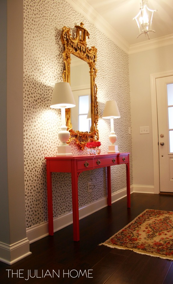 Foyer Table Craigslist : Chinoiserie chic sunday inspiration tanzania and a diy