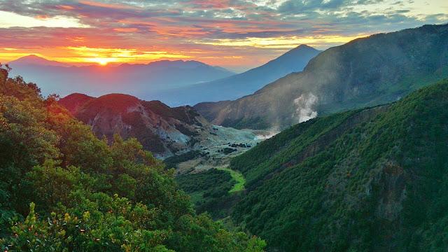 7 Summit Di Jawa Barat