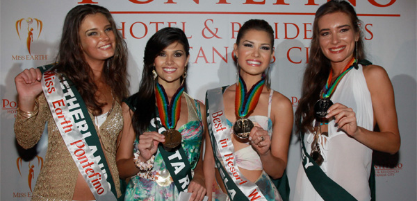 Miss Earth 2012 Resort Wear Competition