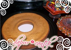 Gambar Masakan Cake Wortel Dapur Cantik