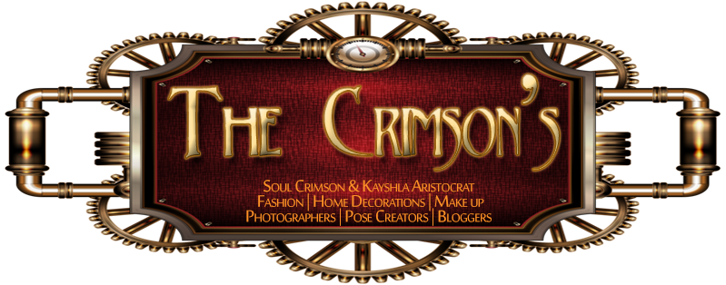 The Crimsons -  Fashion Styles of Secondlife