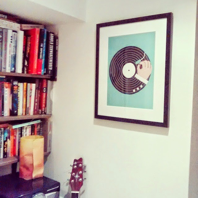 Vinyl love