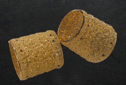 صور اساور ذهب رائعه صور اروع الاساور الذهبيه Gold