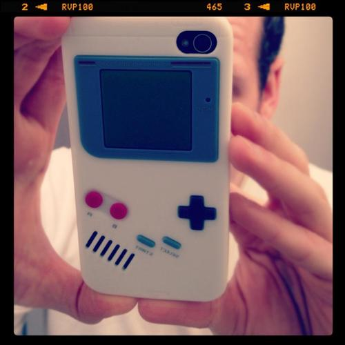Nintendo Game Boy iPhone 4 Case