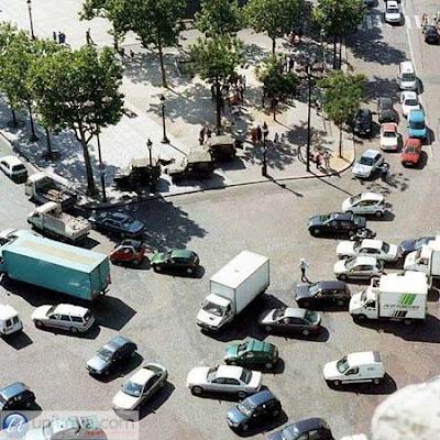 Kemacetan Terpanjang Dalam Sejarah Dunia [ www.BlogApaAja.com ]