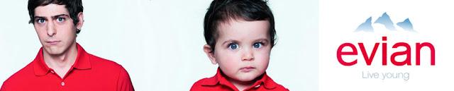 Evian Dancing Baby Commercial