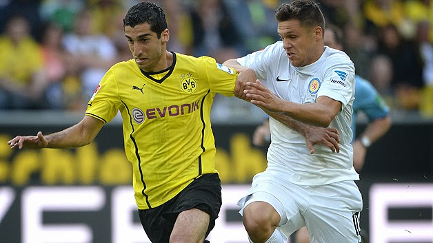 pronostici-Eintracht-Braun-Borussia Dortmund-bundesliga