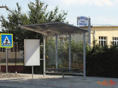 Statie de autobuz Toplita